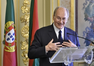 In his remarks, Mawlana Hazar Imam thanked the government for inviting the Ismaili Imamat to establish its permanent Seat in Portugal. TheIsmaili / Gary Otte