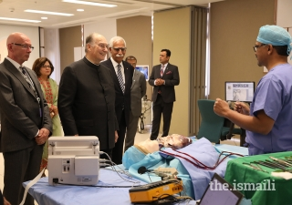 Professor Saulat Fatmi shares how a low-cost innovation introduced by the Aga Khan University's faculty is helping students learn about the inner workings of the heart.