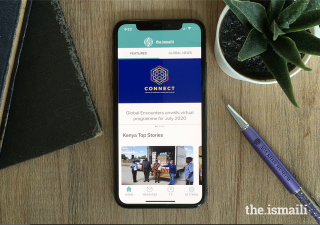 The Ismaili App is available to download for free from the Apple App Store and Google Play Store.