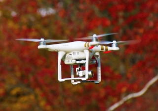 Drones will be used increasingly in a number of industries, from agriculture to construction and security.