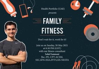 Family Fitness #2