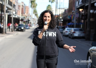 Creative maven, Shereen Kassam, shares her journey from marketer to comedian, podcast host, and advocate for creative outlets and side hustles.