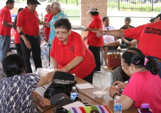 Actively involved in community initiatives, Izzat Nurani serves as a volunteer with the Southeast Golden Club for Seniors.