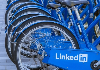Only you are able to control how you use your time on LinkedIn or any social media platform.