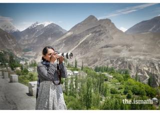 Ismaili photo-journalist, Shama Hakim Manji, capturing the local markets and scenic views of the Badakhshan region.