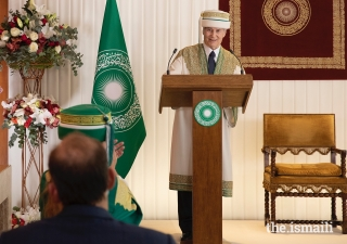 In his capacity as Chancellor of the Aga Khan University, Mawlana Hazar Imam delivered the address at the Aga Khan University's first ever global convocation on 22 May 2021.