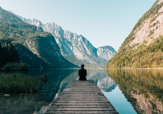 The act of reflection can be incredibly powerful. It can help improve self-awareness, deepen understanding, increase clarity of thinking, and provide general mental decluttering.