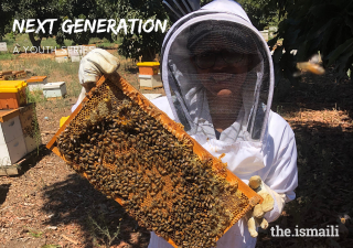 Rufayda's desire to learn more about the relationship between business and sustainability led her to pursue a job with a science-based pollination startup.