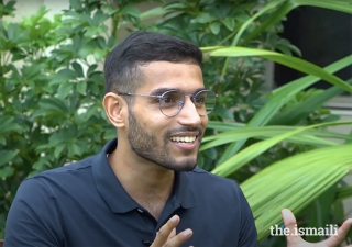 Aga Khan Academy Mombasa graduate Danish and his university roommates co-founded Orai, a mobile app that uses artificial intelligence to coach people to practice and enhance their speaking skills.