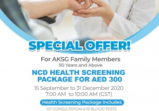 NCD Health Screening Package