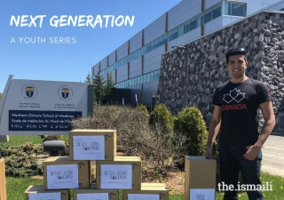 In 2015, Noah Chow launched Health Matters Worldwide, an organisation which collects unused medical equipment to send to hospitals in developing countries.
