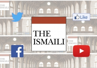 TheIsmaili can now be accessed on Facebook, Twitter, YouTube and the web. TheIsmaili.org