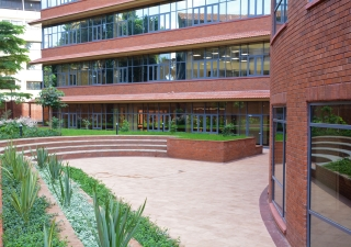 On 11 June 2021, the Aga Khan University will inaugurate the University Centre — its new main campus in Kenya's capital city.