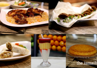 From crispy falafel to syrupy-sweet kunafa, these Middle Eastern dishes are enjoyed both at home and at Dubai's many deluxe restaurants, casual cafés, and roadside food stands!