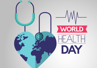 Building a fairer, healthier world is the theme for this year's World Health Day, recognized annually by the World Health Organization on 7 April.
