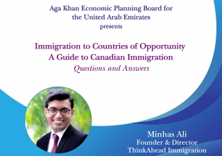 Immigration to Countries of Opportunity: A Guide to Canadian Immigration - Questions and Answers