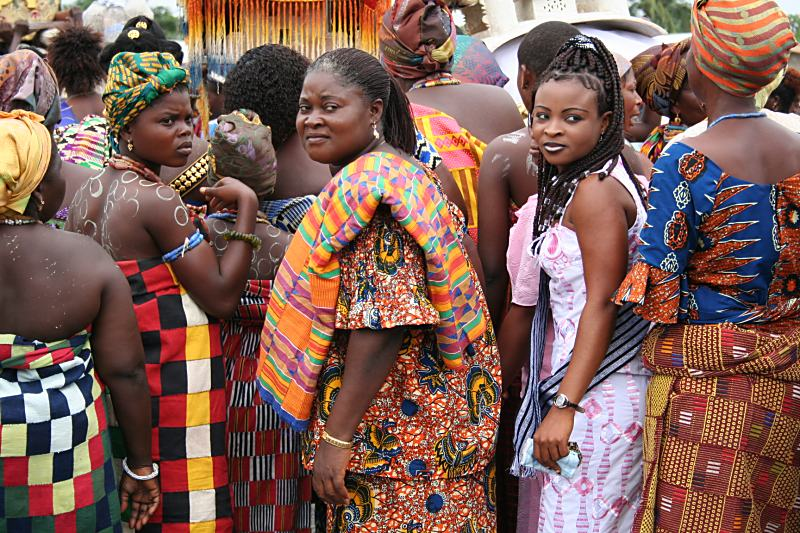 west african people