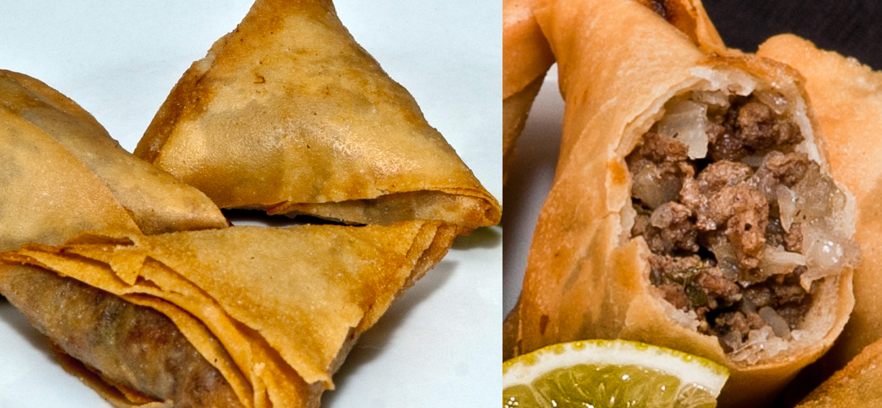 Lamb Samosa (fried) | the.Ismaili