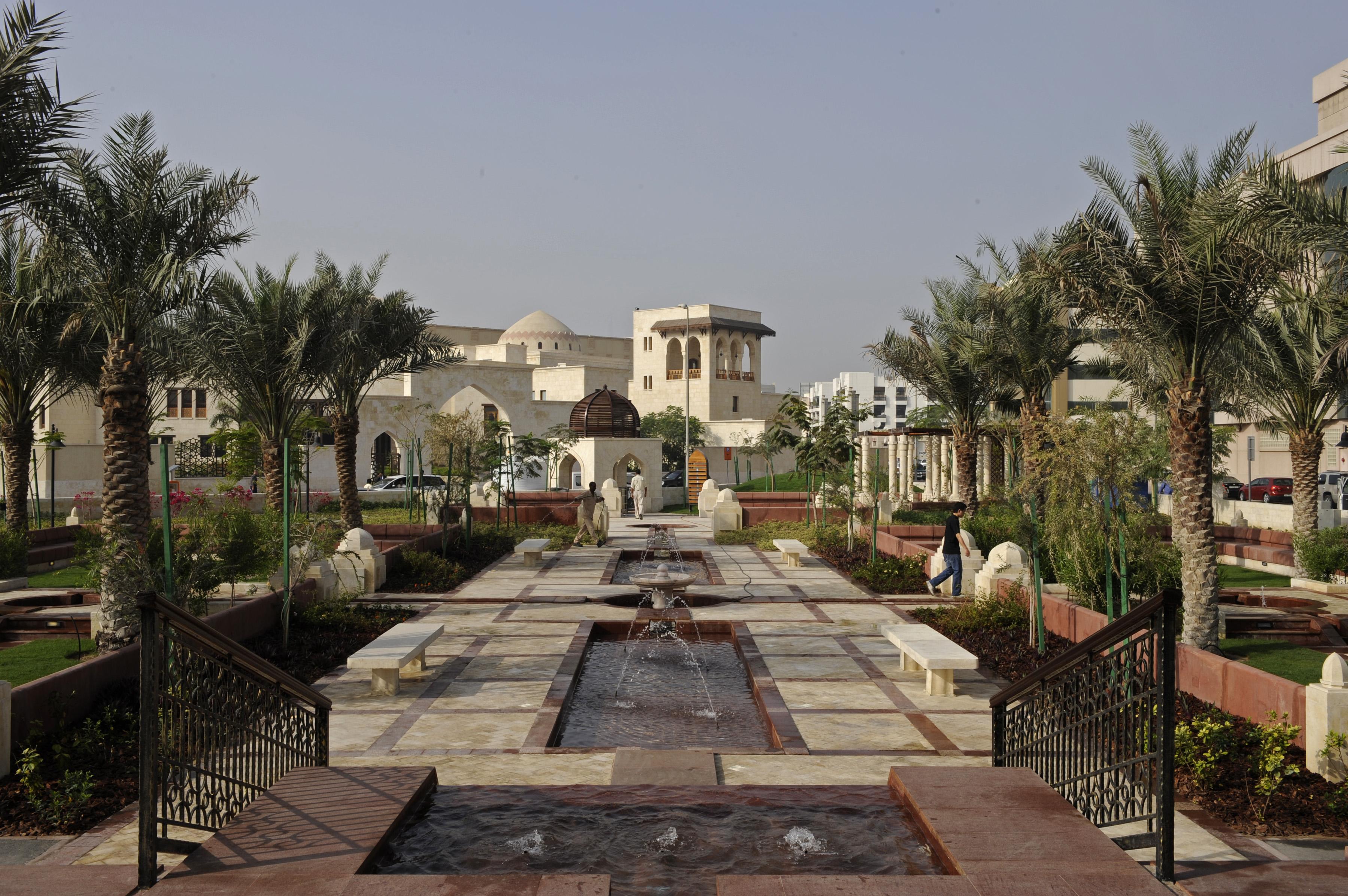 The Dubai Park | the.Ismaili