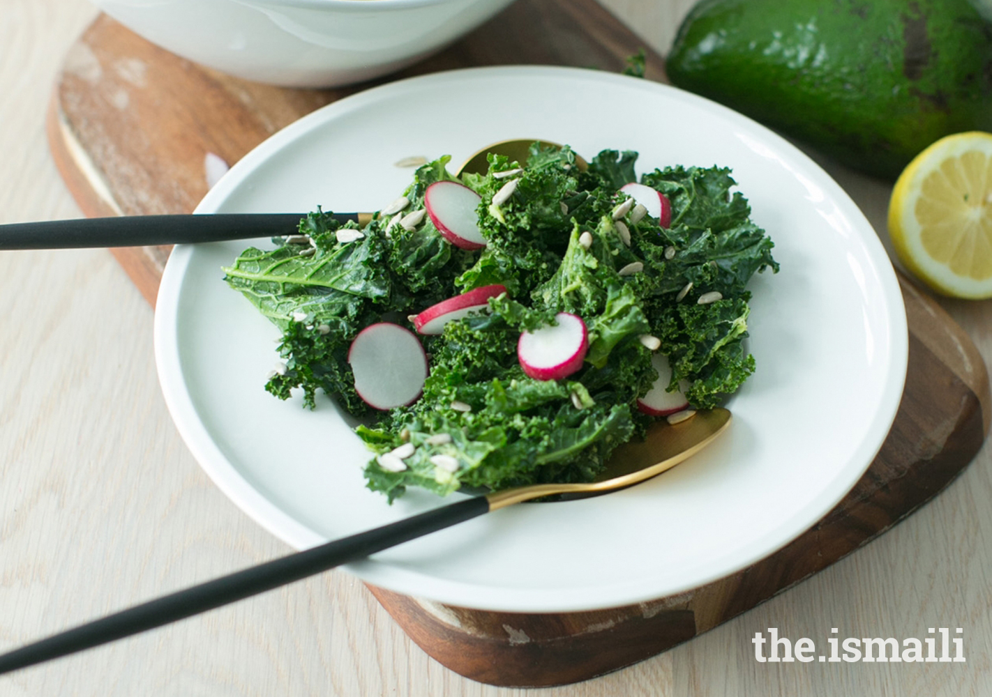 Massaged Kale & Avocado Salad