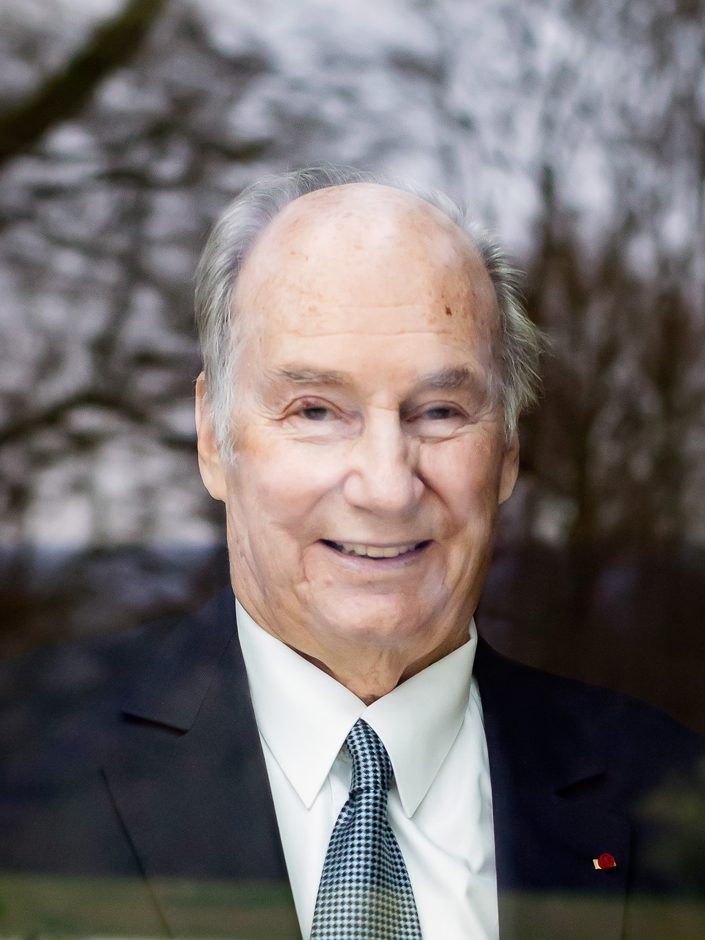 """I want my institutions to look to the future,"" Mawlana Hazar Imam."