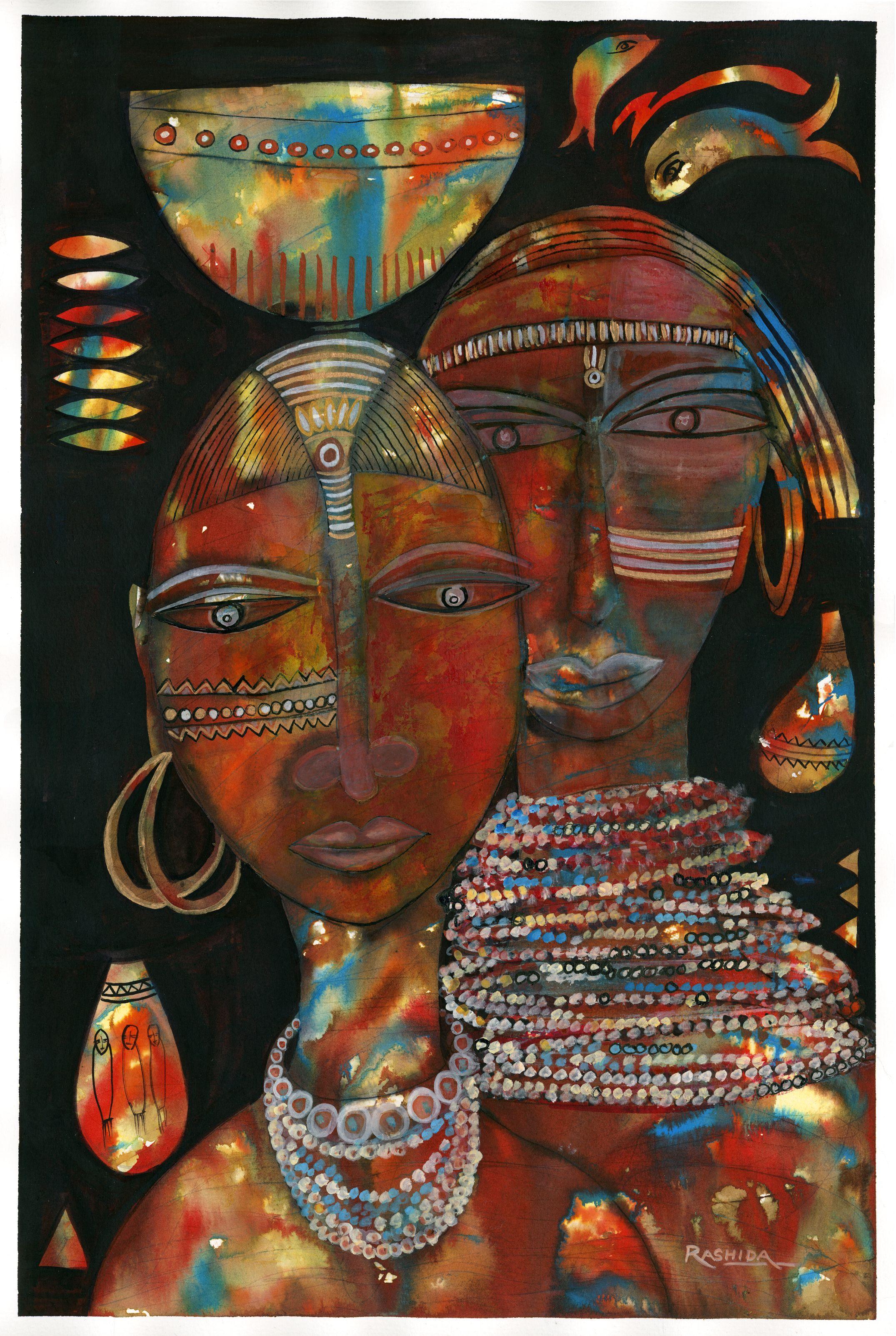 Bibi na Bwana (Swahili: wife and husband), by Rashida Alibhai