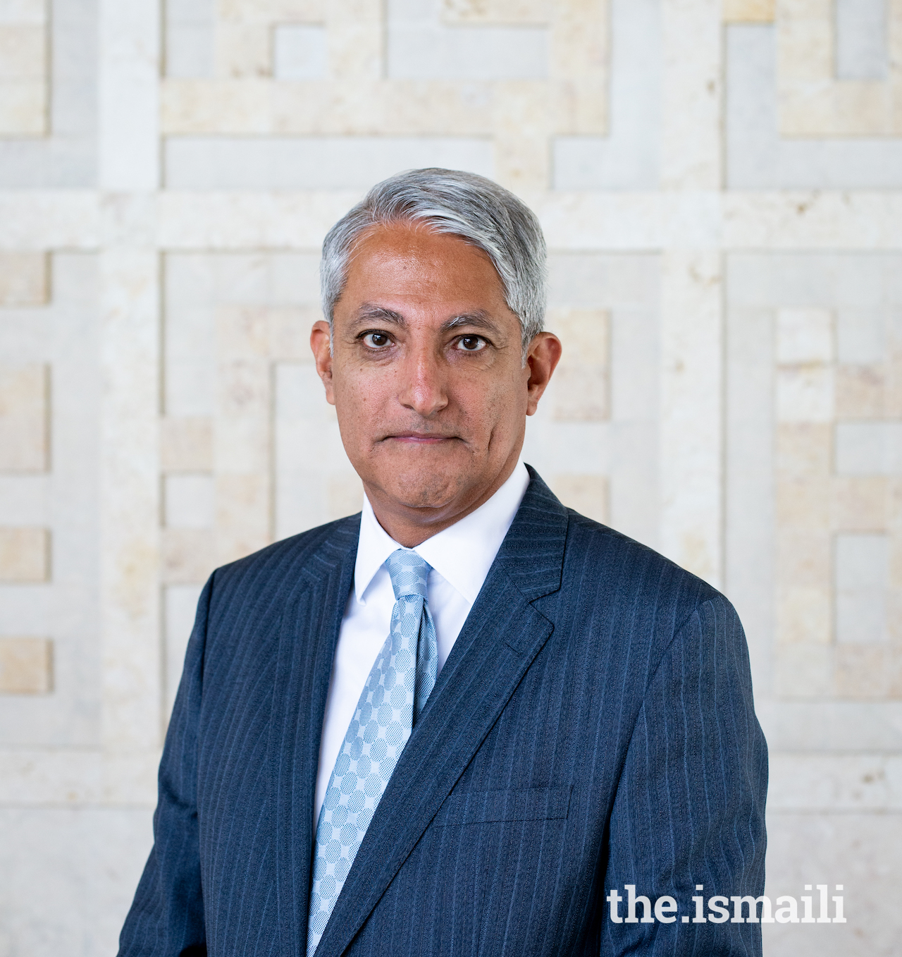 Malik Talib, Chairman of the Ismaili Leaders' International Forum.