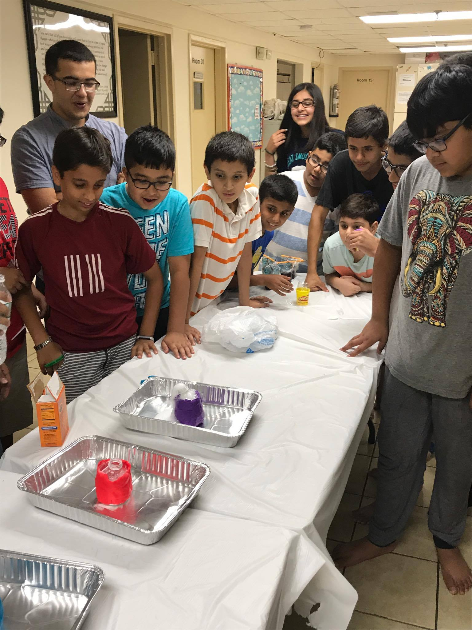 Makers Camp Encourages Interest in STEM Topics | the Ismaili