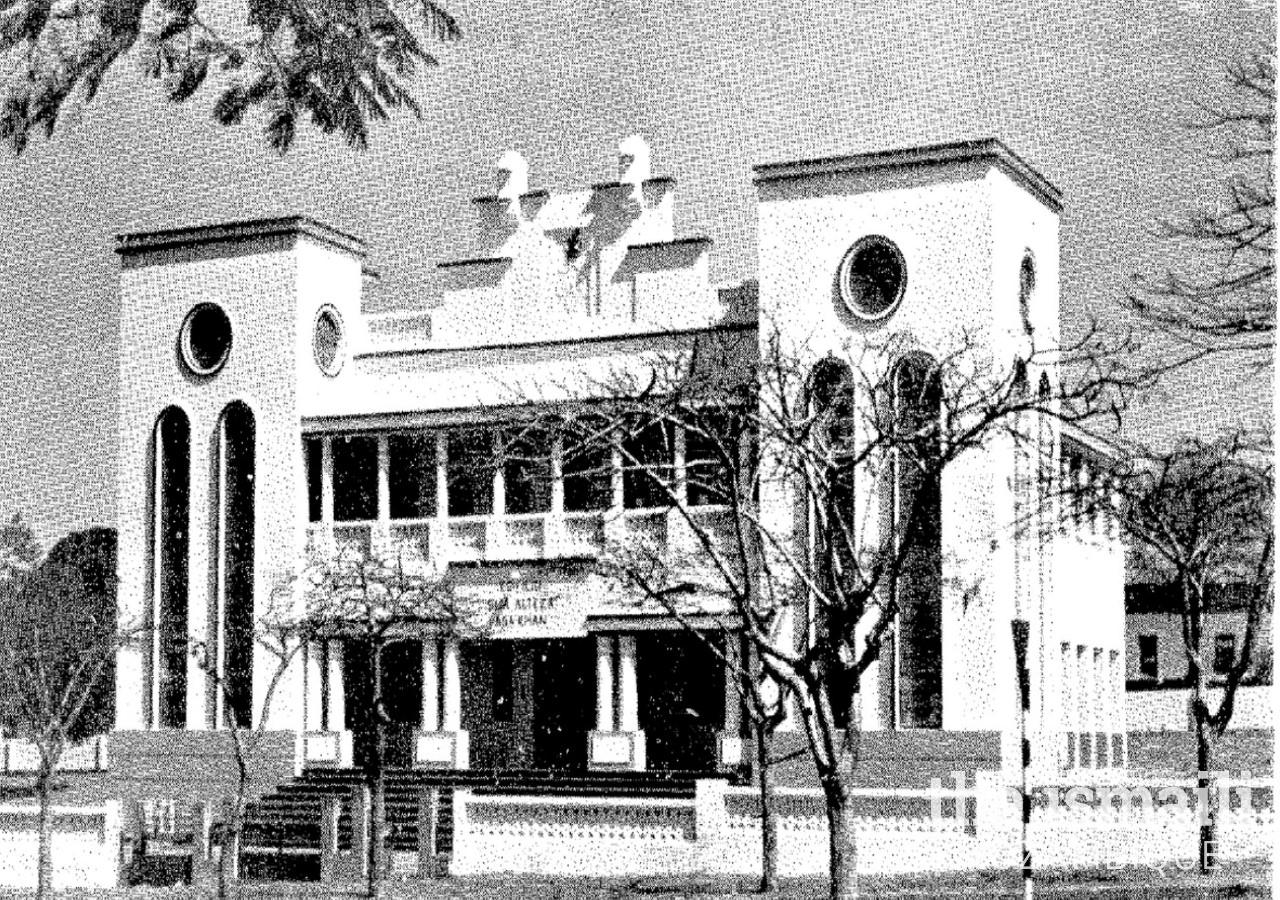 Old Jamatkhana Maputo