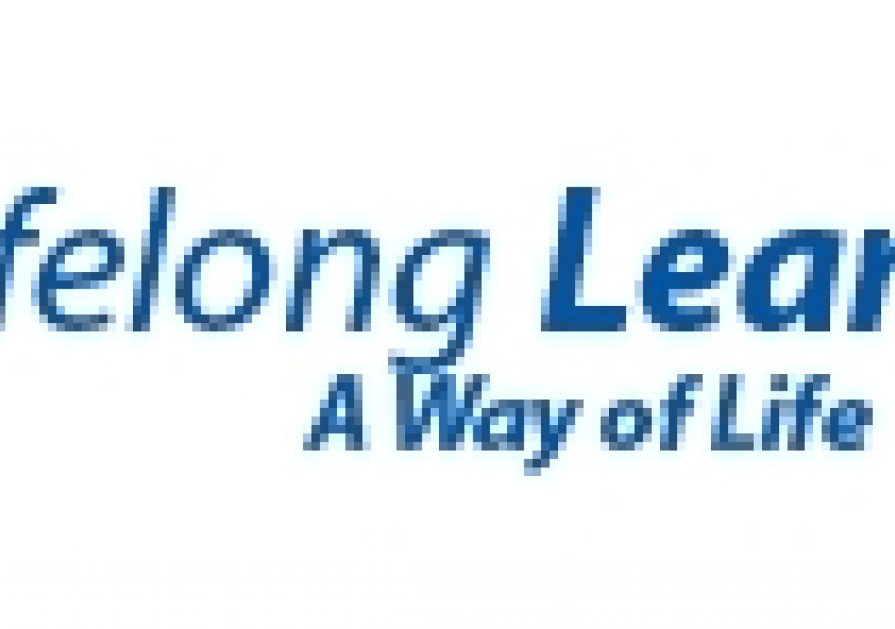 Official motif of ICEU Lifelong Learning Programme