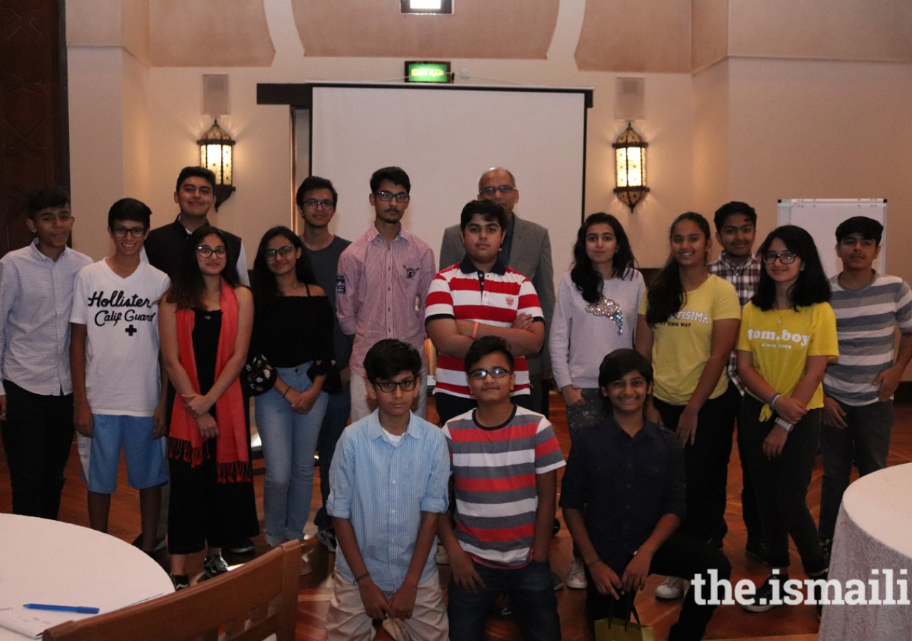Leadership Skills Forum held for youth aged 13-18 years in the Ismaili  Centre Dubai