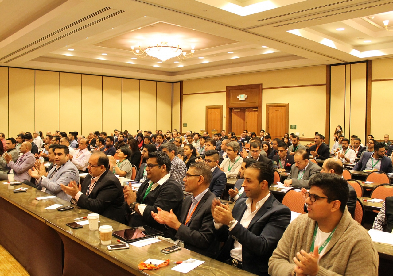 IPN LaunchPad drew Ismaili entrepreneurs and investors from across the United States and around the world to California's Silicon Valley in November 2016.