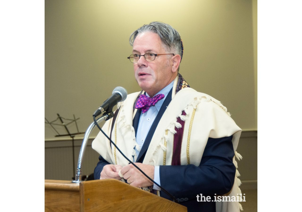 Senior Rabbi Craig Marantz, Emanuel Jewish Congregation.