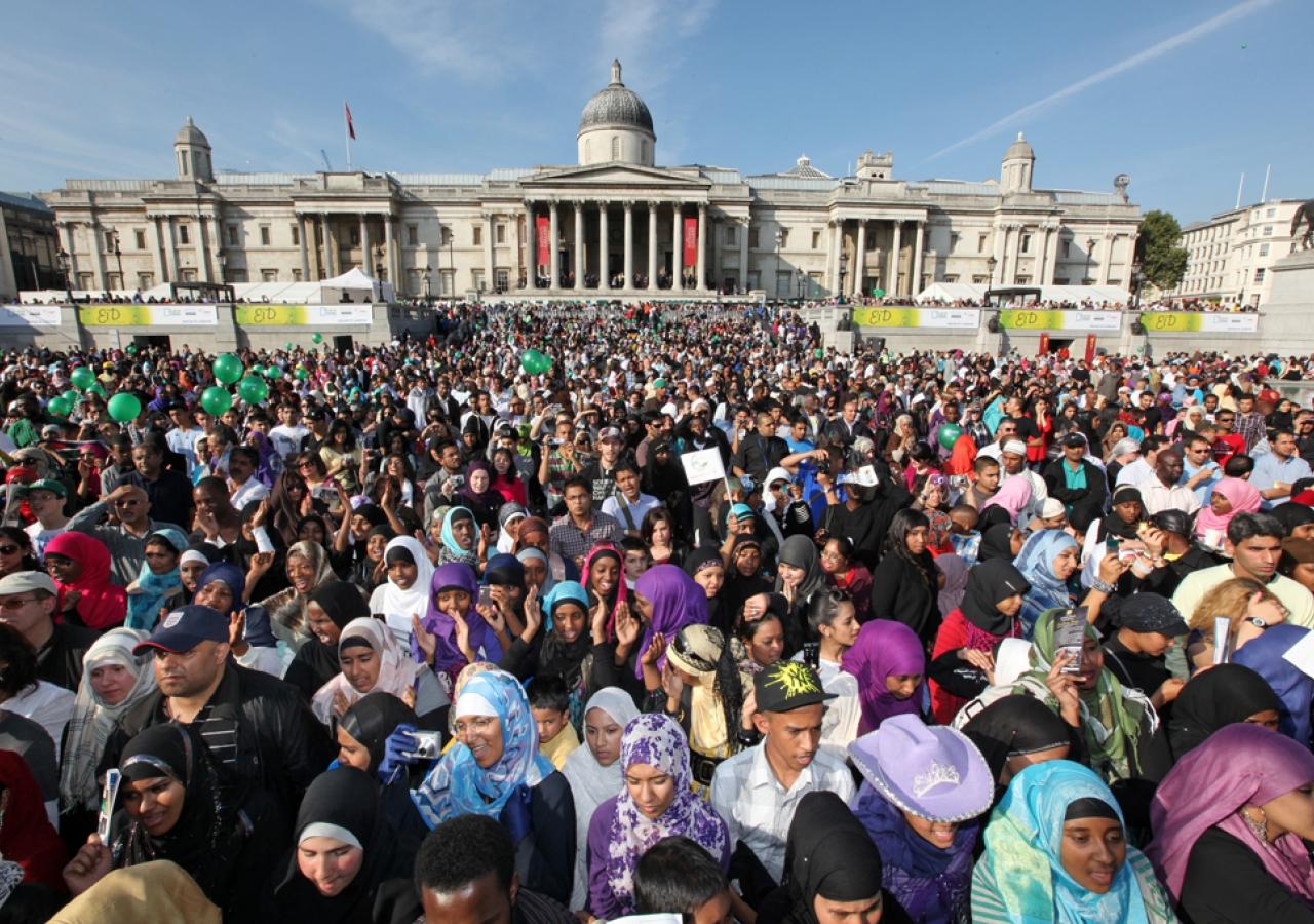 Ismaili Community Ensemble celebrates Eid in the Square ...
