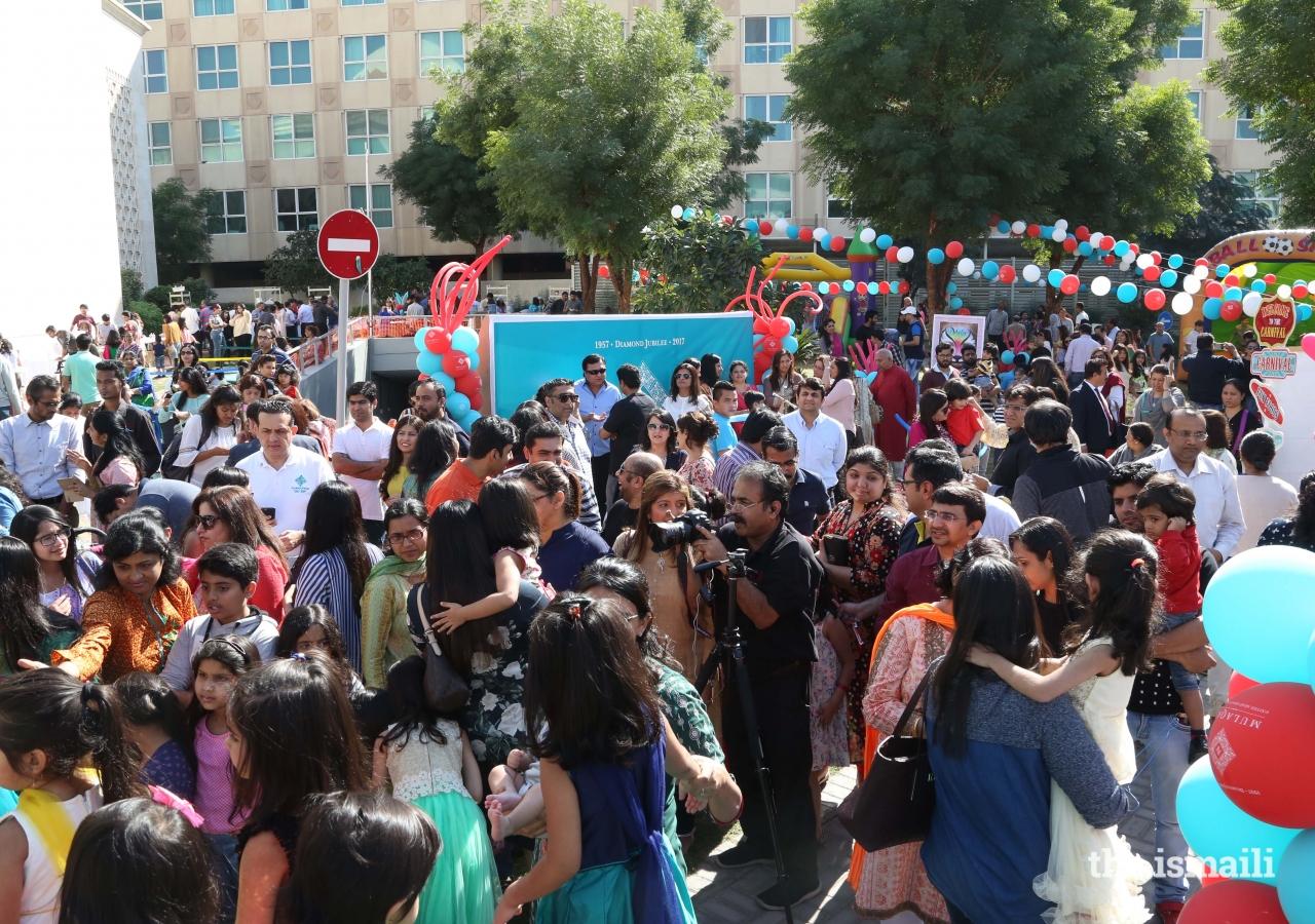 Successful Mulaqat Mela draws a huge crowd