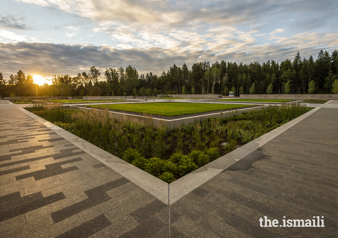 Situated within the wider University of Alberta Botanic Garden, the Aga Khan Garden is a place for people to connect with each other and the beauty of nature.