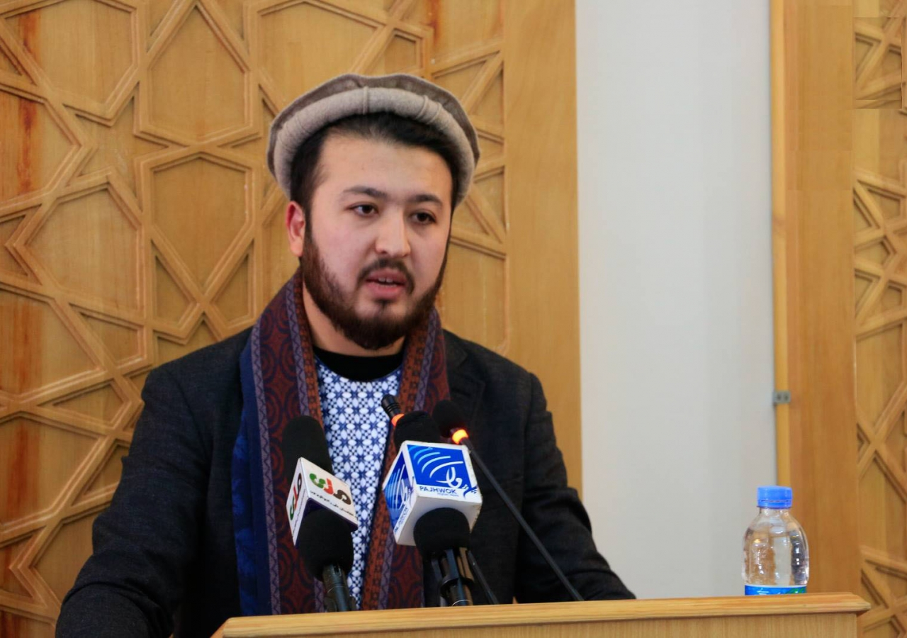 In his remarks, Ferdous Farukh Amiry emphasised the need for strengthening unity between communities in the region.