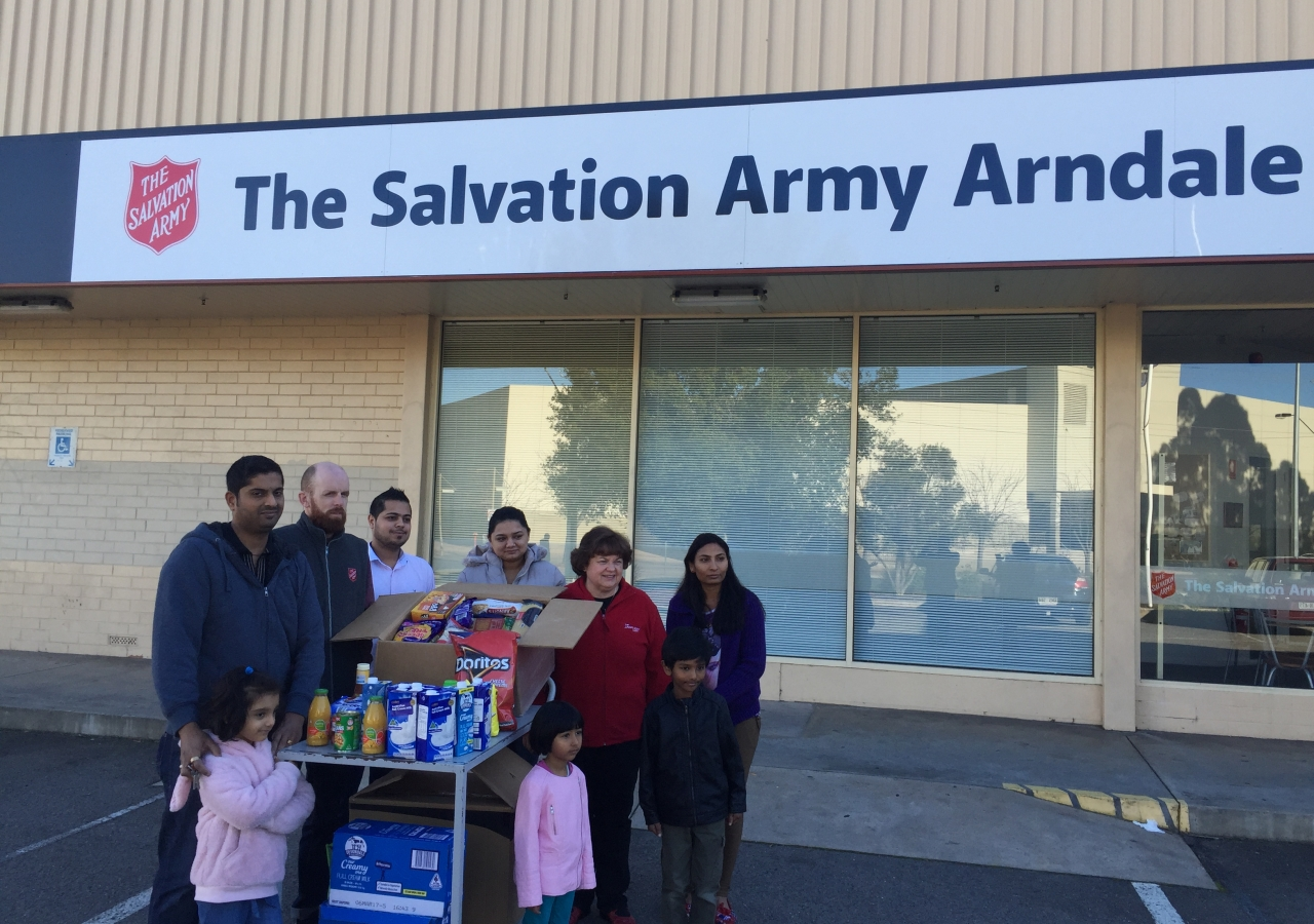 Adelaide Food Drive