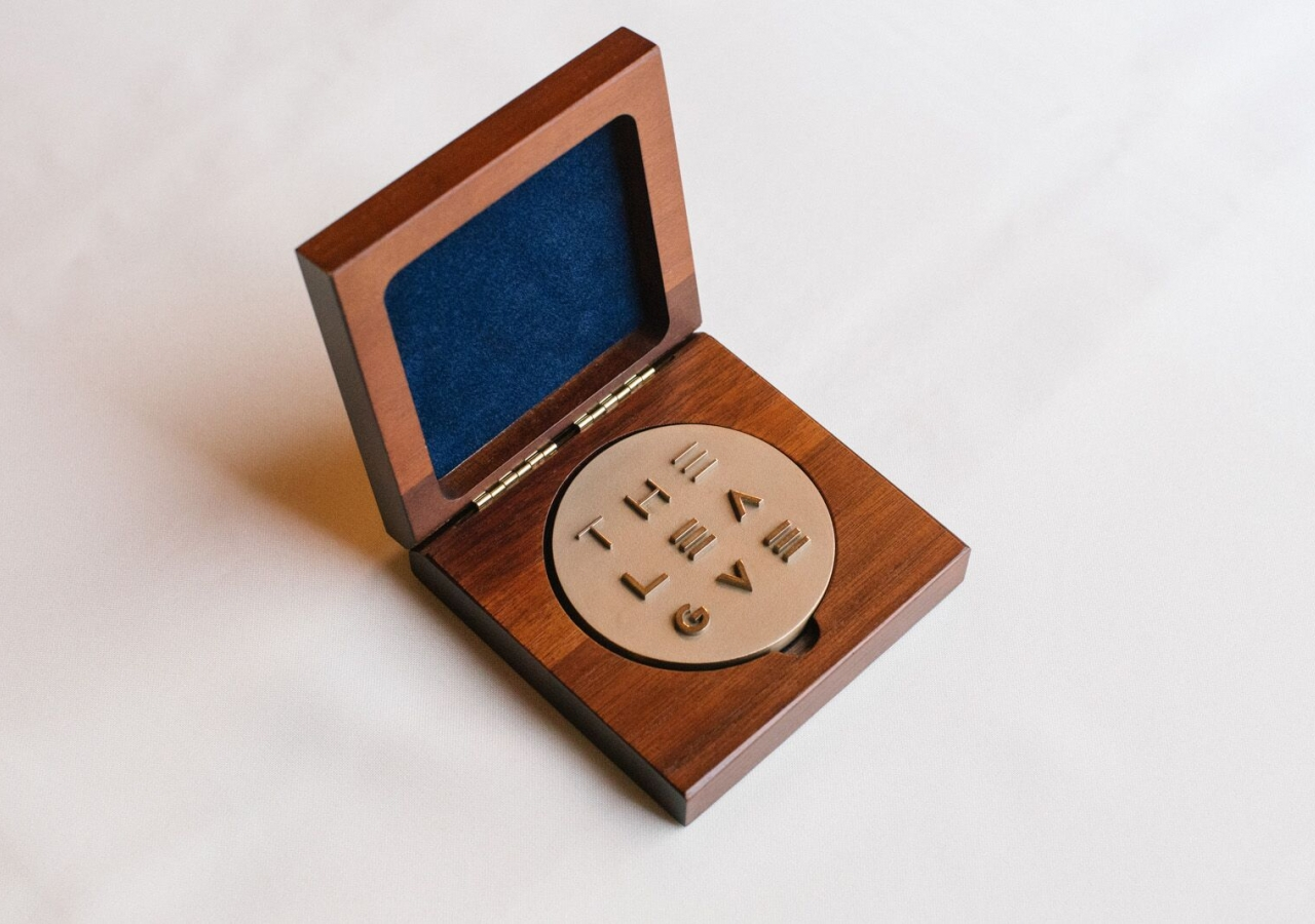 Awarded annually, the President's Medal is the Architectural League of New York's highest honour.