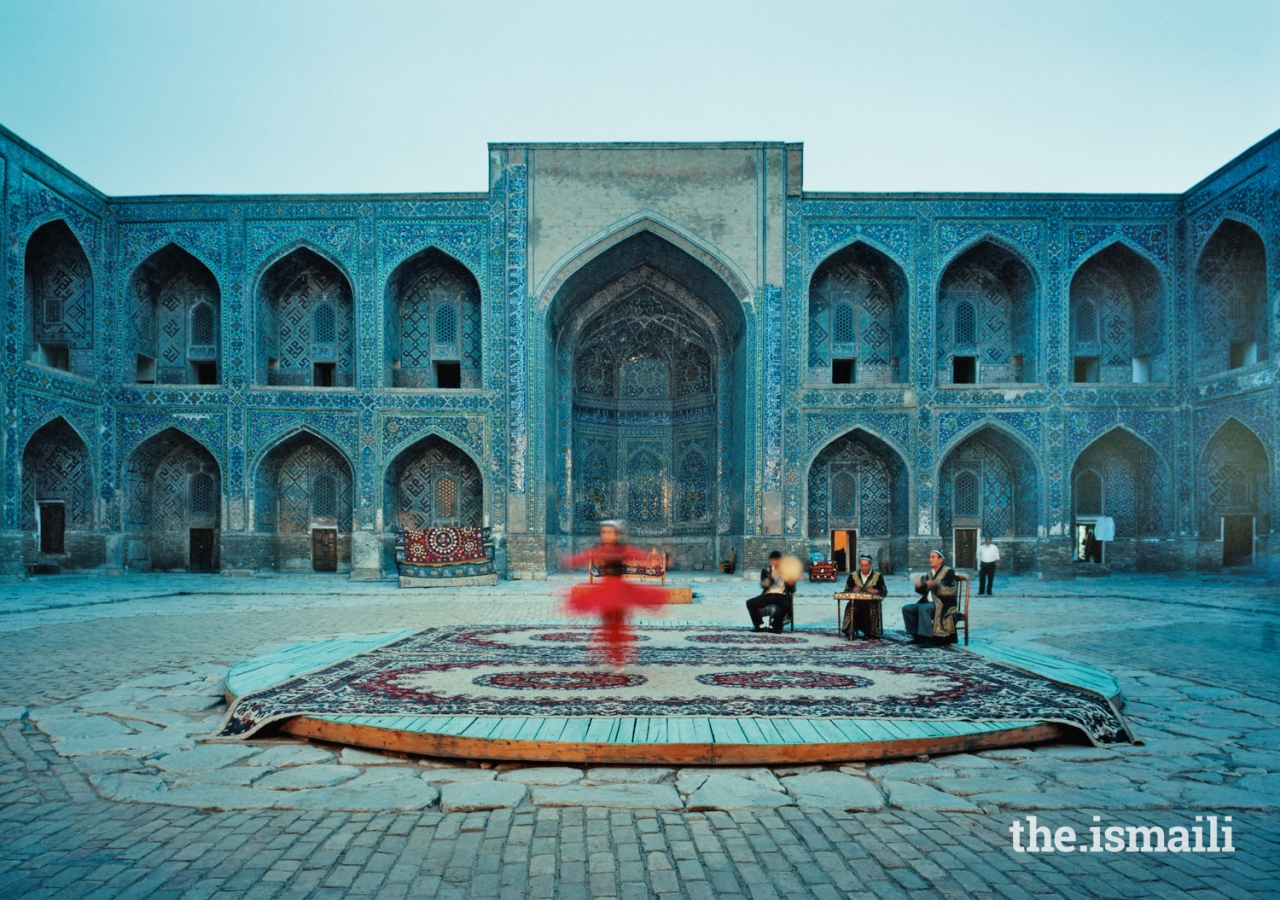 The Aga Khan Music Initiative works to promote the revitalisation of cultural heritage as a source of livelihood, and as a means to strengthen pluralism.
