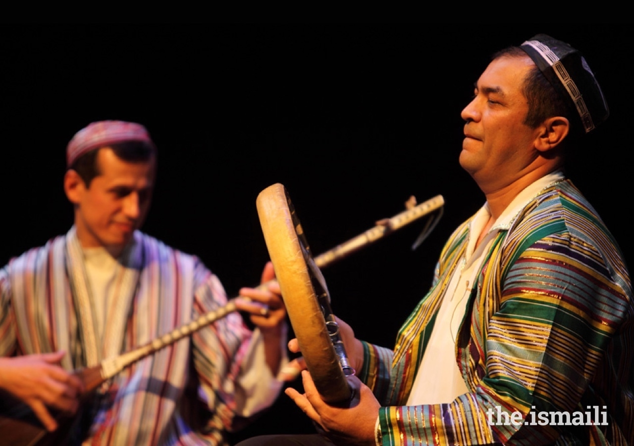 Musical composition entries must reflect Central Asian musical traditions and tunes and played with traditional musical instruments of the region.