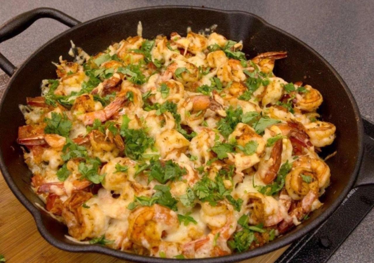 Cajun Shrimp with Quinoa