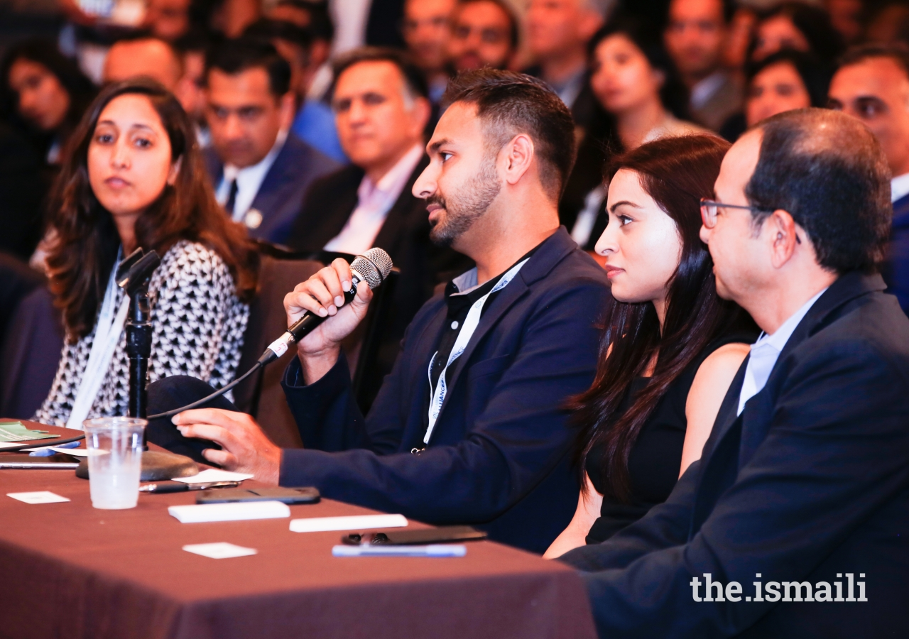 The conference format included: interactive panel discussions, speakers and alliance- specific network sessions. The objective of the conference was to encourage knowledge sharing among Ismaili Professionals across industries.