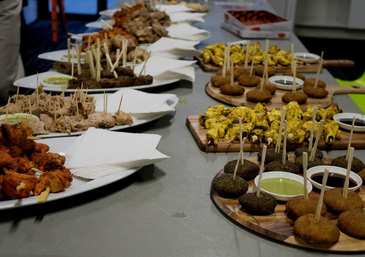Celebrating Eid al-Fitr with Food