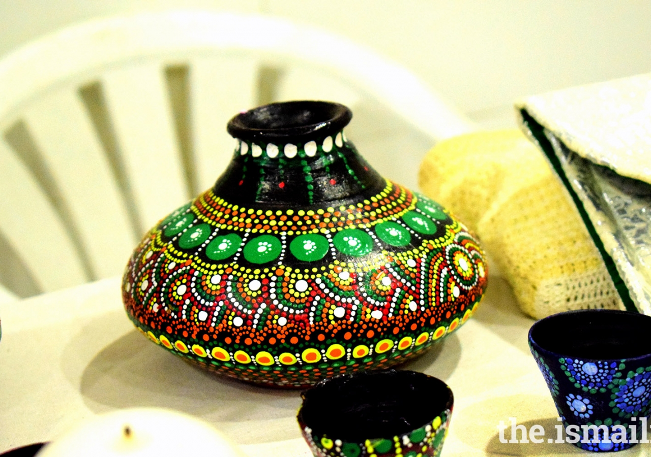 Artefacts on display at 'Hunar-The Skill Mela'