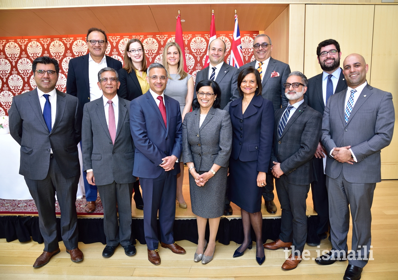 A number of people from both the Province of Ontario and the institutions of the Ismaili Imamat worked together to establish and renew the partnership.