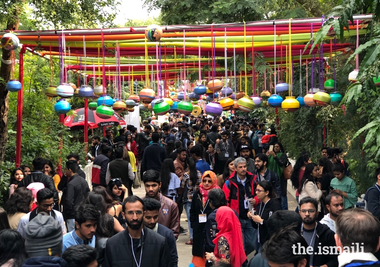 Since 2006, the Jaipur Literature Festival has evolved into a global literary show case, attracting over a million book lovers from across the globe.