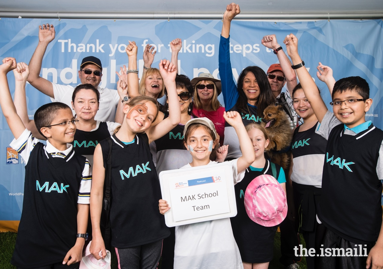 To date, Imaara has raised over $20,000 for the World Partnership Walk through organising bake sales at her school and hosting an annual fundraising barbeque in her local community.