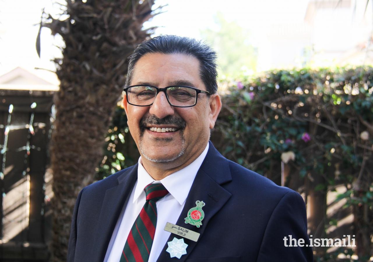 Salim Virji from Los Angeles