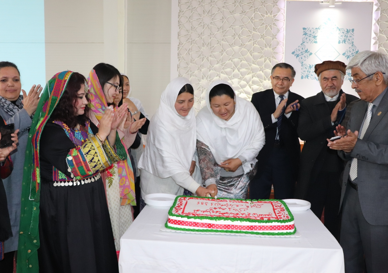 The Ismaili Council for Afghanistan's Women's Committee hosted a multi-city event on 14 March 2019 in celebration of International Women's Day.